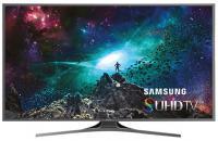 Samsung 55-inch JS7000 4k SUHD TV