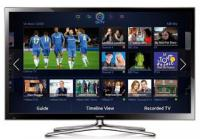 Samsung 60-inch F5500 Full HD 3D Smart Plasma TV