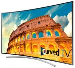 Samsung 65-inch H8000 Curved Smart TV