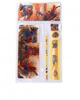Spiderman Pencil Set