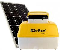Sukam 850VA 12V Brainy Pure Solar Hybrid Sine Wave Home UPS   SMF Battery
