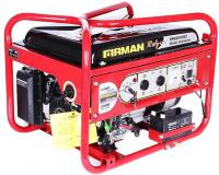 Sumec 6.0KvA Firman Ruby Series SPG8600E2 Key Start Generator