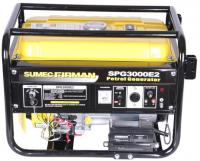 Sumec Firman 2.5KvA SPG3000E2 Key Start Generator