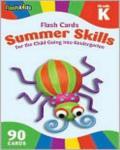Summer Skill Flash Cards