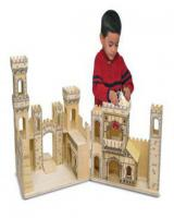 Theme Party Folding Medieval Castle