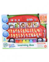Touch Music Learning Bus